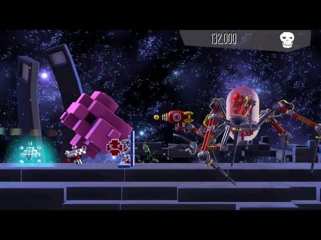 Final: BIT TRIP Runner2 Future Legend of Rhythm Alien