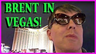 BIRTHDAY FREE PLAY BECOMES A BIG WIN!! ★ BRENT IN VEGAS!!