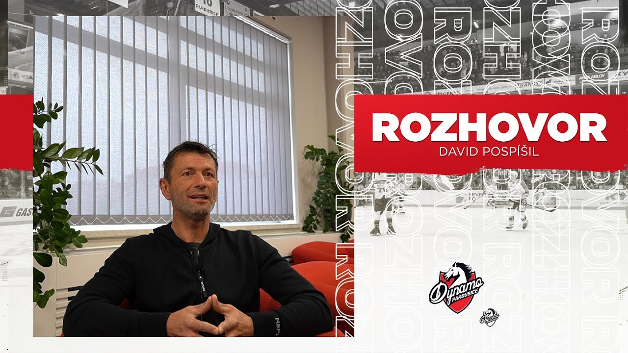 ROZHOVOR | David Pospíšil: Být profesionálním hokejistou bylo to nejlepší