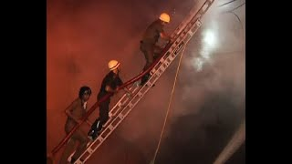 Fire at Bagri Market, headlines of the moment