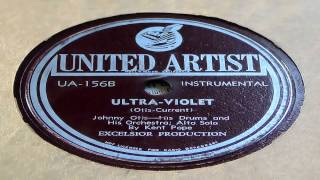 Ultra-Violet - Johnny Otis And His Orchestra