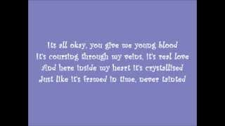 Sophie Ellis-Bextor - Young Blood (Demo) LYRICS