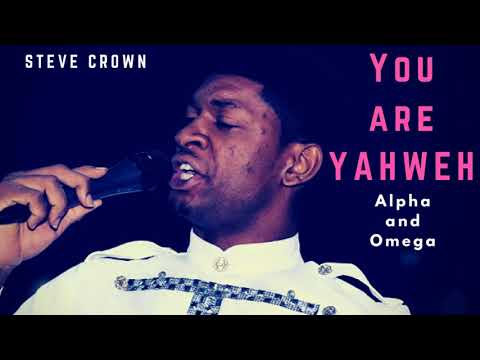 Steve Crown - You are Yahweh (Live)