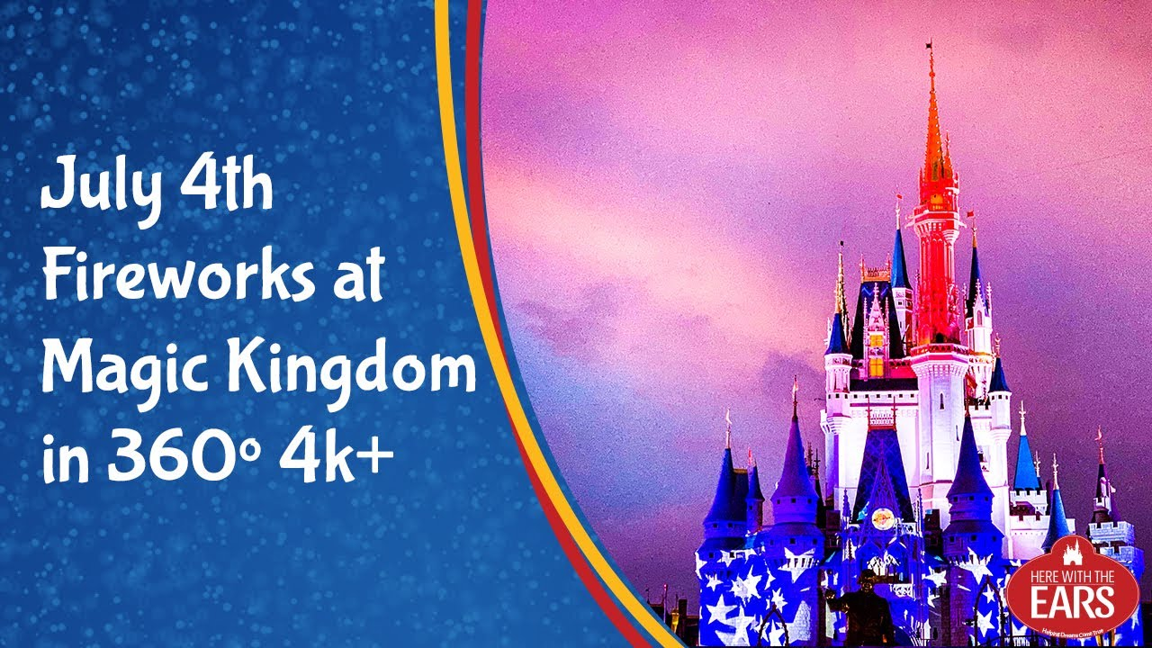 "Magic Kingdom: Disney's ""Celebrate America! A Fourth of ..."