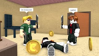 ROBLOX Murder Mystery 2 Funny Moments (BOMB)