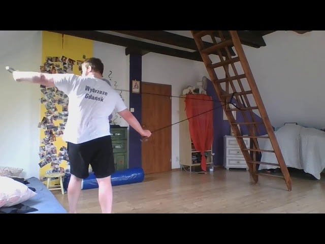 6 maja : Trening dla starszaka