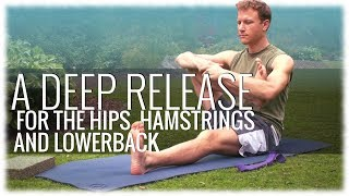 A Deep Release for the Hips, Hamstrings and Lower Back with David Procyshyn
