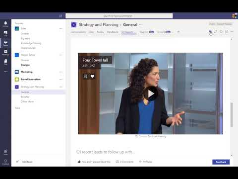SharePoint news updates in Office 365
