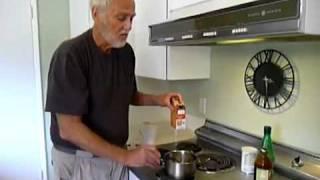 """Cura do câncer de próstata com bicarbonato de sódio - Vernon """"Vito"""" Johnston"""