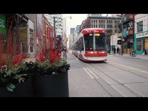 TTC's King Street Pilot Project