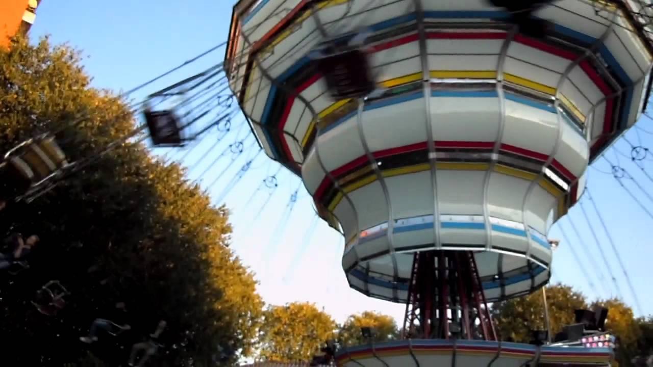 Luna park p ceriana alessandria youtube for Giostra a catene