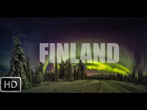 Finland – Land of a Thousand Lakes