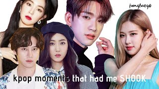 kpop moments that had me shook (part 3)