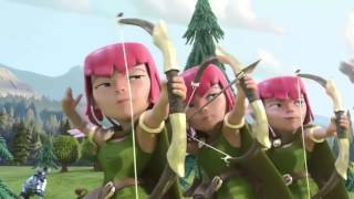 Clash Of Clans Movie Full Animated Clash Of Clans Movie Animation 1