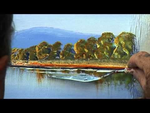 How to Paint a River