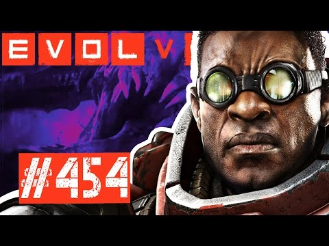 Evolve: Monarch Parnell Take The Throne