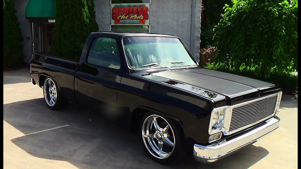 77 Chevy Truck >> 77 Chevy C 10 Street Truck Griffey S Hot Rods And Restorations