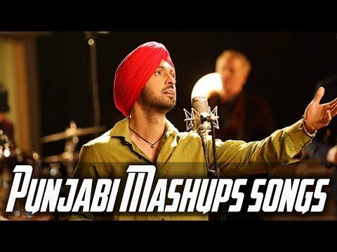 Punjabi Nonstop Remix songs 2017 - Bhangra Mashup 2017 - Latest Punjabi songs 2017  # 02
