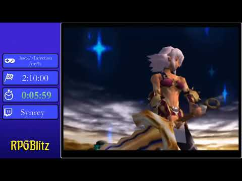 .hack//INFECTION Any% By Synrey - RPGBlitz2019