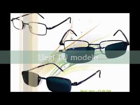 8728ff1454 CLIP ON. No más molestias, disfrutá del sol con tus gafas recetadas ...
