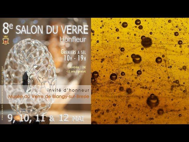 8e édition du Salon du Verre à Honfleur