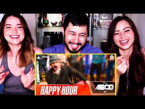 HAPPY HOUR   Disney's ABCD 2   Prabhu Dheva & Varun Dhawan   Music Video Reaction   Jaby Koay