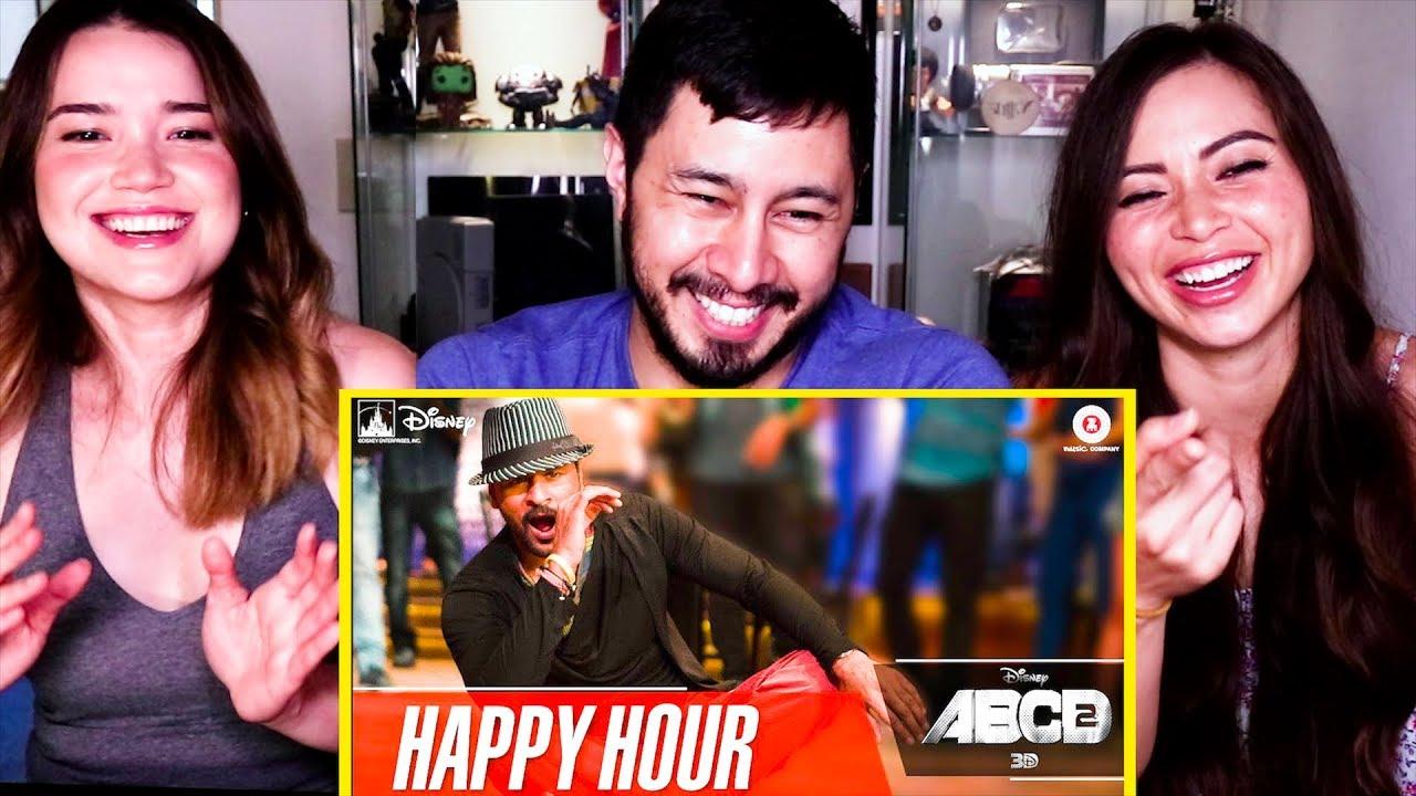 Download HAPPY HOUR | Disney's ABCD 2 | Prabhu Dheva & Varun Dhawan | Music Video Reaction | Jaby Koay