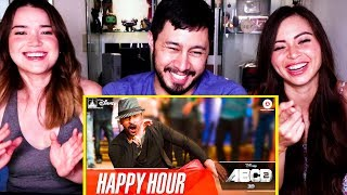HAPPY HOUR   Disney's ABCD 2   Prabhu Dheva \u0026 Varun Dhawan   Music Video Reaction   Jaby Koay