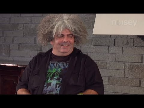 Buzz Osbourne of Melvins - Soft Focus