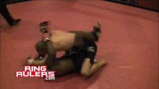 RING RULERS MMA Vincs Porter vs Delanie Hall