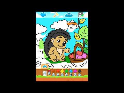 çocuklar Için Boyama Sayfaları Hayvanlar Google Playde Uygulamalar