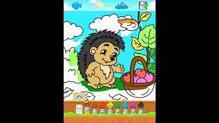 Раскраски для детей: животные