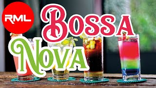 🍸 Bossa Nova Cafe JAZZ Lounge | Cozy Bossa Nova JAZZ Piano Music for Relaxing & Good Dreams
