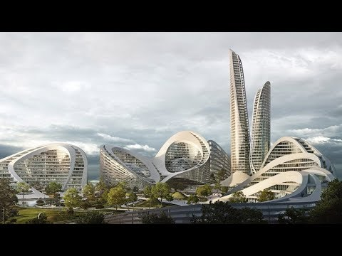 Moscow's Rublyovo-Arkhangelskoye District Mega Project: Russia's Incredible Future Smart City