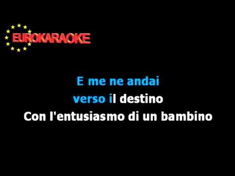 Massimo ranieri erba di casa mia karaoke faiir use for Massimo ranieri erba di casa mia