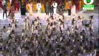 Shubha Mudgal , Indian Idol Sreeram Musical Performace in Commonwealth games