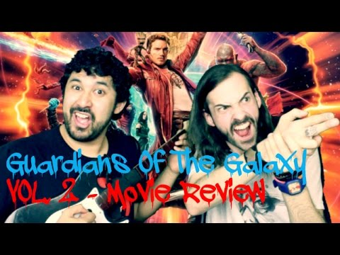 GUARDIANS OF THE GALAXY VOL. 2 - Reject MOVIE REVIEW!!!