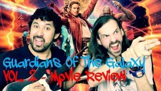 GUARDIANS OF THE GALAXY VOL. 2 – Reject MOVIE REVIEW!!!