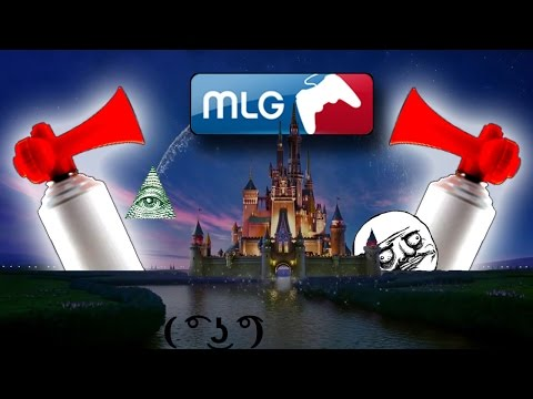 Disney Intro (MLG Air Horn Remix) thumbnail