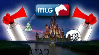 Video Disney Intro (MLG Air Horn Remix) download MP3, 3GP, MP4, WEBM, AVI, FLV Oktober 2018