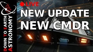 🔴April Update - New update, New CMDR with Down To Earth Astronomy