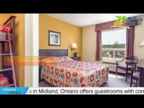Super 8 Midland - Midland Hotels, Canada