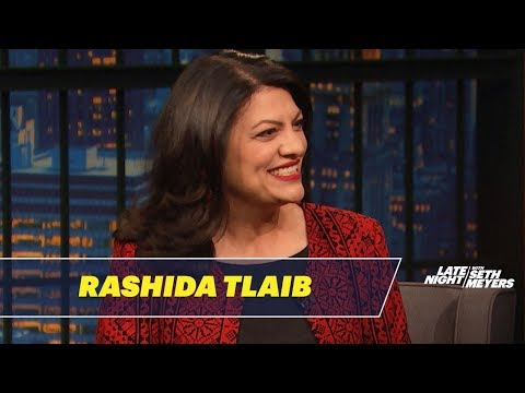 Mike Broomhead - Rep. Tlaib responds to critics by calling everyone racist