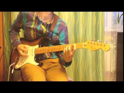 Freddie King - Hideaway(Cover)
