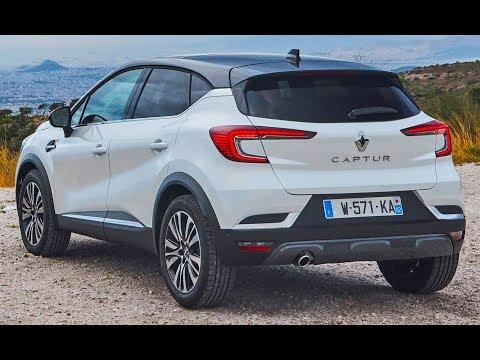 2020 Renault Captur Initiale Paris – Stylish Small SUV