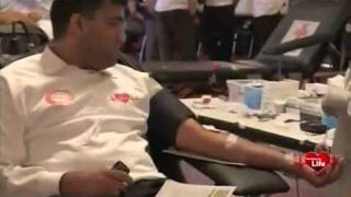 Muslims for Life Campaign, Capitol Hill Blood Drives September 7th, 9th 2011.FLV