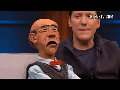 Steve Harvey Interviews Jeff Dunham's Dummy, Walter