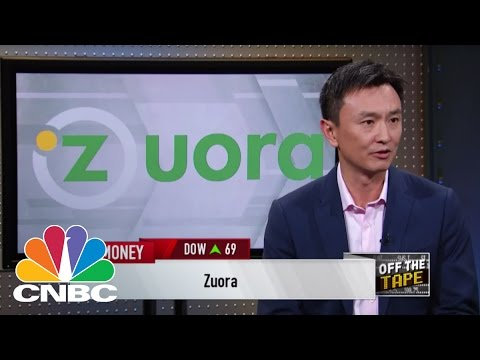 Zuora CEO: Transforming The Subscription Economy | Mad Money | CNBC
