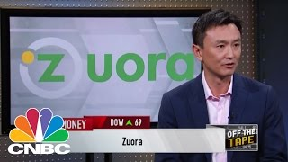 Zuora CEO: Transforming The Subscription Economy | Mad Money | CNBC thumbnail