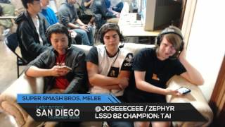 lssd 82 post tournament interviews ssbm smash melee